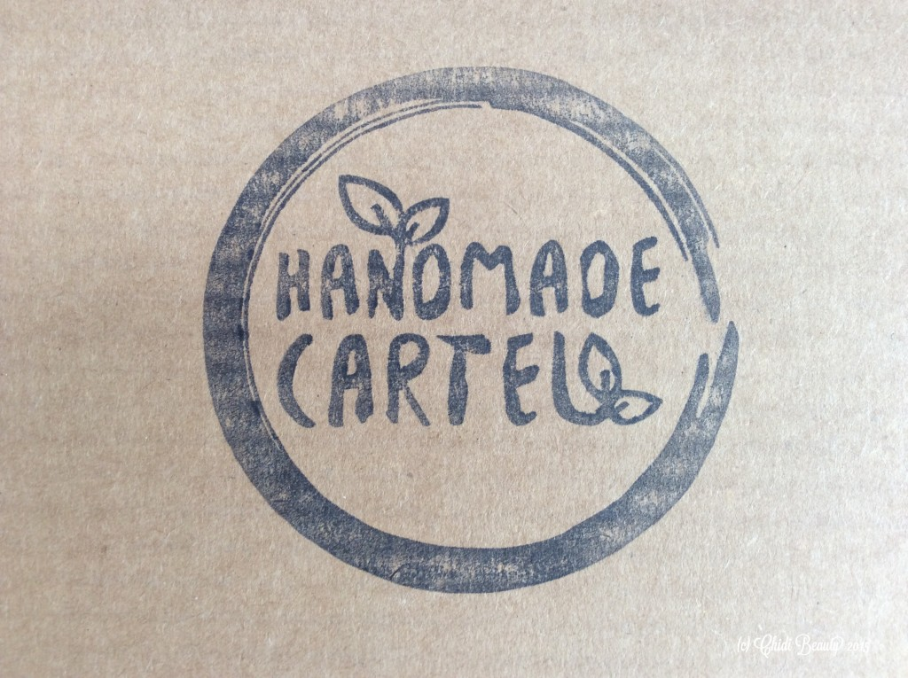 Handmade Cartel Deluxe Subscription Box – August 2015