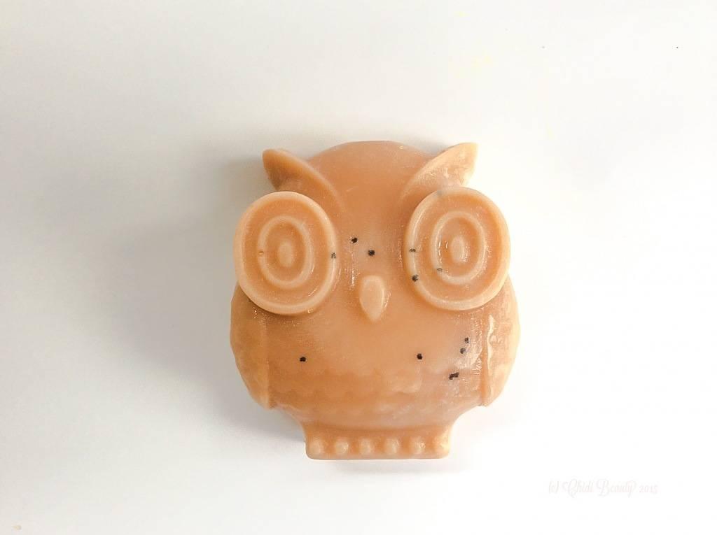 Handmade Cartel Owl Shea Butter Soap • chidibeauty.com