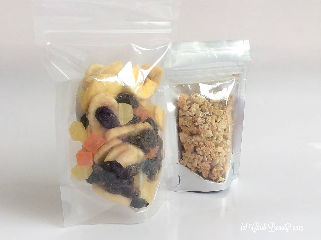 Handmade Cartel On-the-Go Healthy Snacks • chidibeauty.com