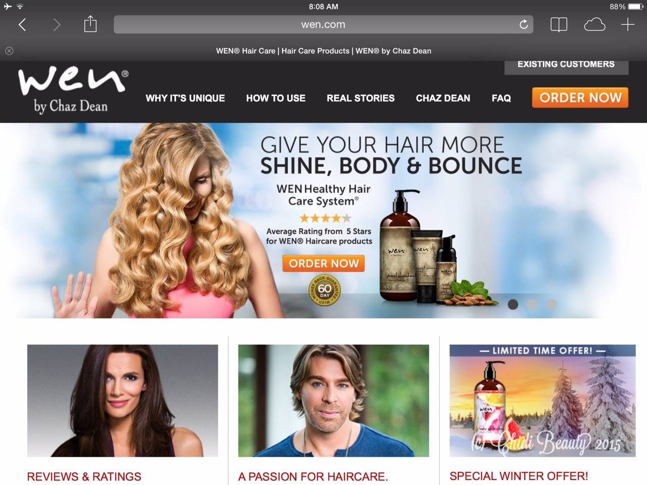 The WEN by Chaz Dean Controversy and How to Reduce the Risks of Trying New Products