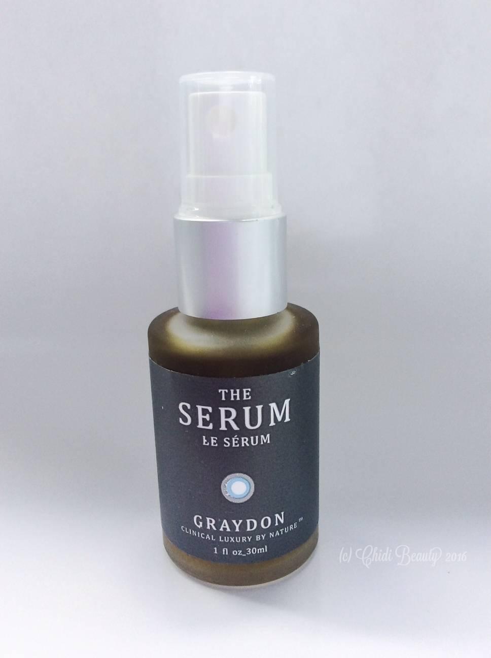 Graydon The Serum