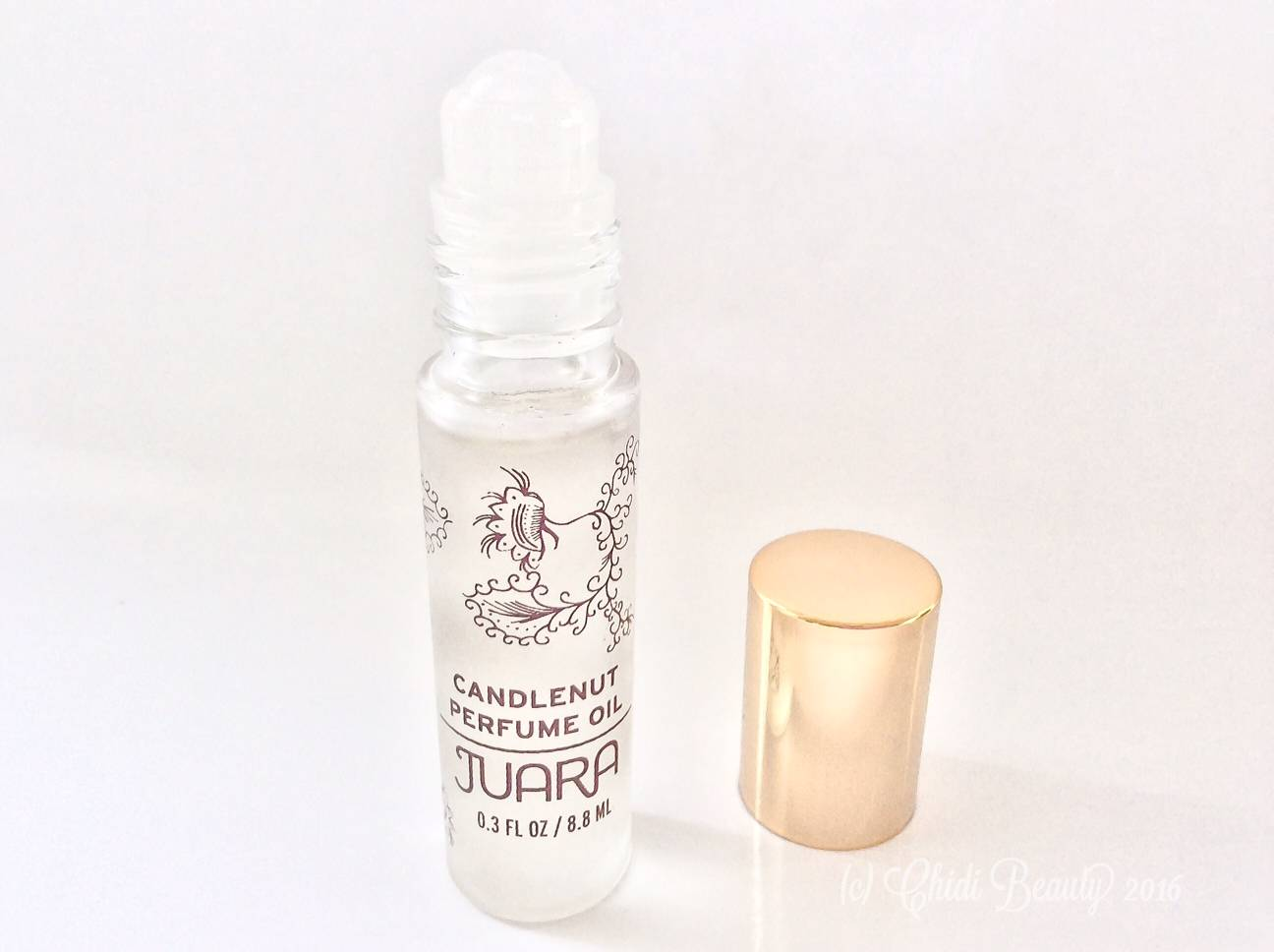 Juara Candlenut Perfume Oil Rollerball • chidibeauty.com