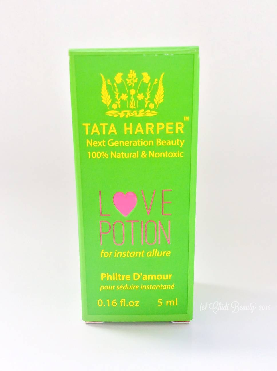 Tata Harper Love Potion Mini • chidibeauty.com