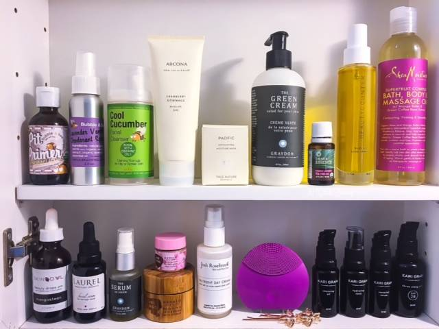 Beauty #Shelfie – August 2016