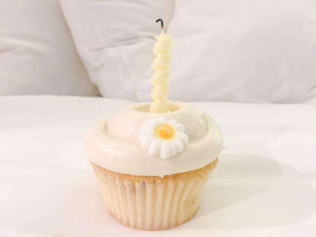Magnolia Bakery Cupcakes | Blogiversary! • chidibeauty.com