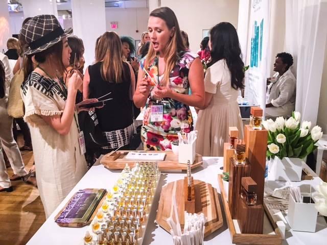 iBE NY 2016 Shoppers & Brand • chidibeauty.com