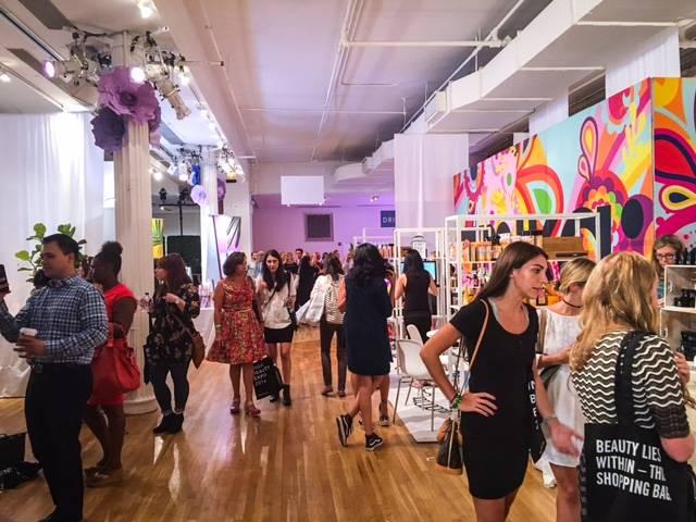iBE NY 2016 Venue • chidibeauty.com