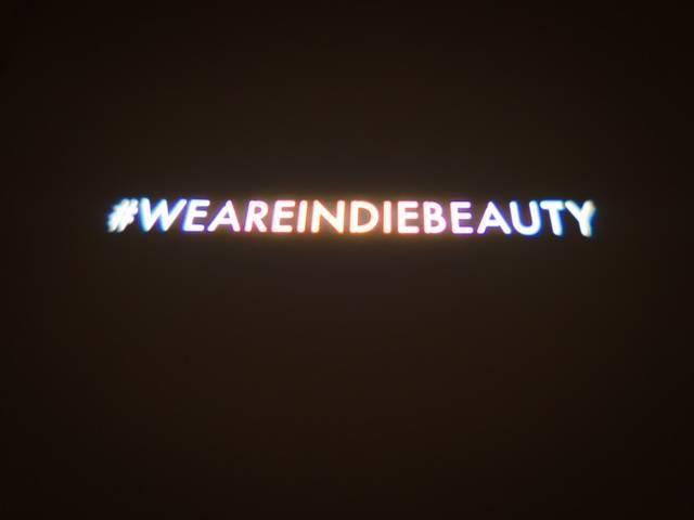 iBE WeAreIndieBeauty • chidibeauty.com