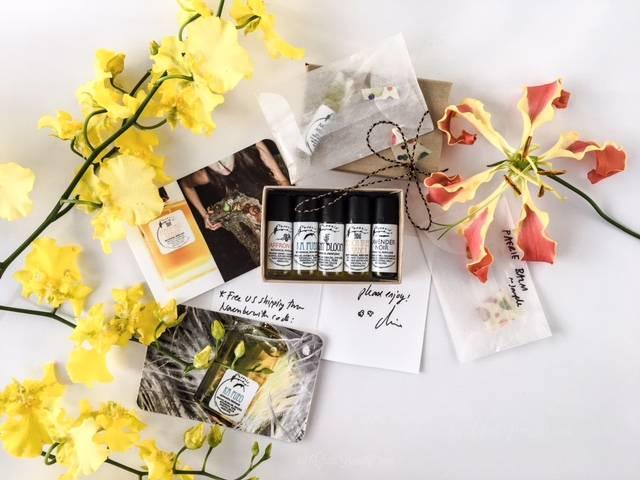 Phoenix Botanicals Natural Perfume • chidibeauty.com