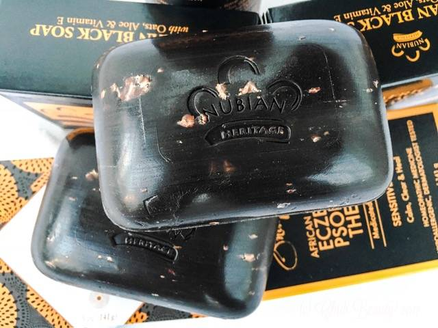 African Black Soap - The Natural Way I Faded My