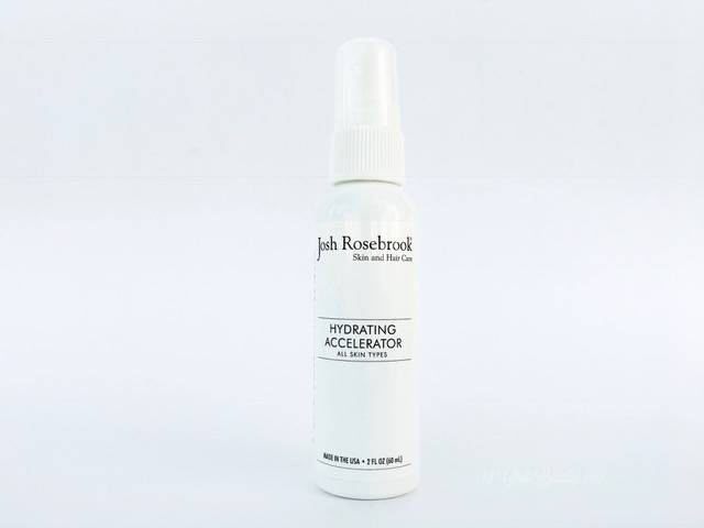Josh Rosebrook Hydrating Accelerator | Green Beauty Toner for Problem Skin