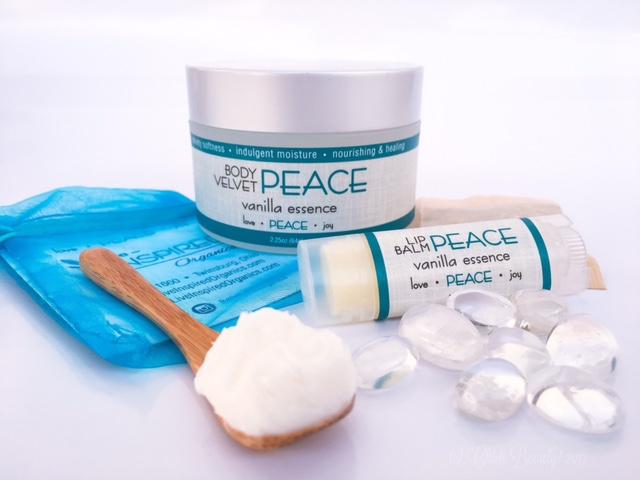 Live Inspired Organics Peace Vanilla Essence
