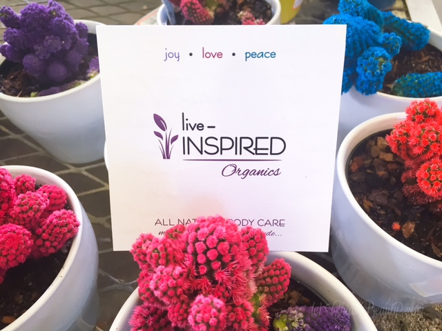 Live Inspired Organics | All Natural Body Care