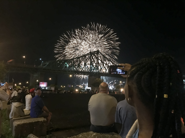 Entertainment - Fireworks LA RONDE