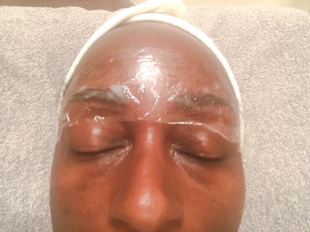 Microblading Dark Skin - Numbing Cream • chidibeauty.com