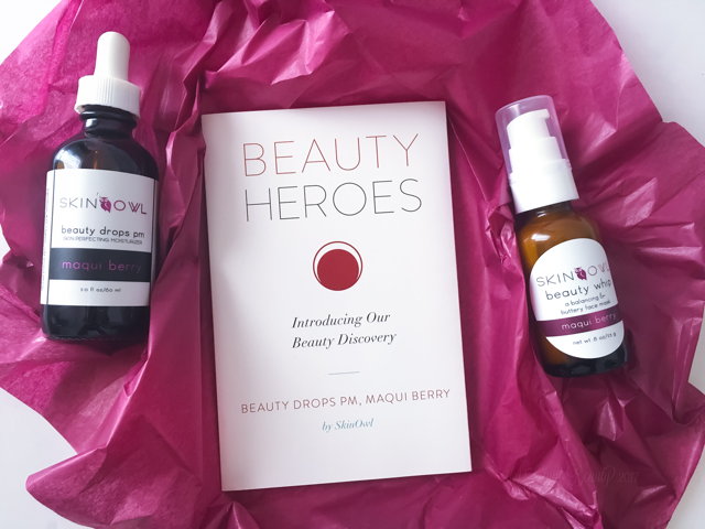 The Best of Fall 2017 - Beauty Heroes Subscription Box Septeember 2017 • chidibeauty.com