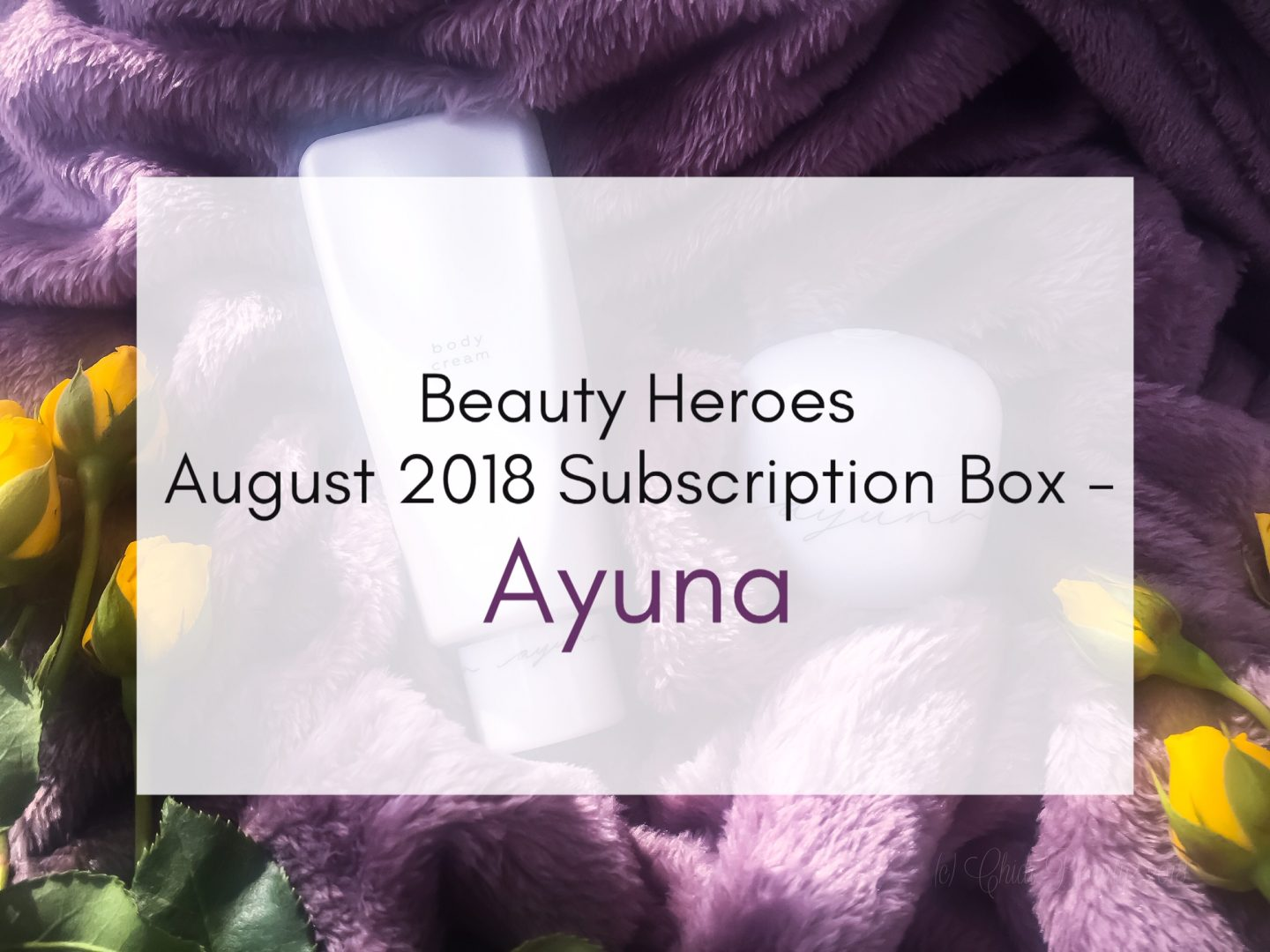 Is it Worth the Price? Ayuna's Cream II and Body Cream