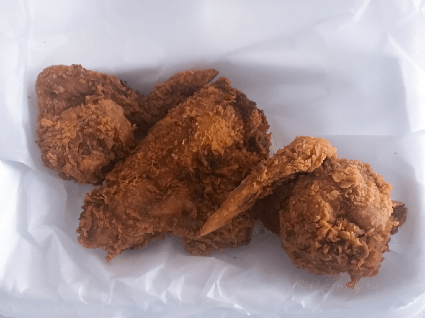 Dooky Chase's Fried Chicken • chidibeauty.com
