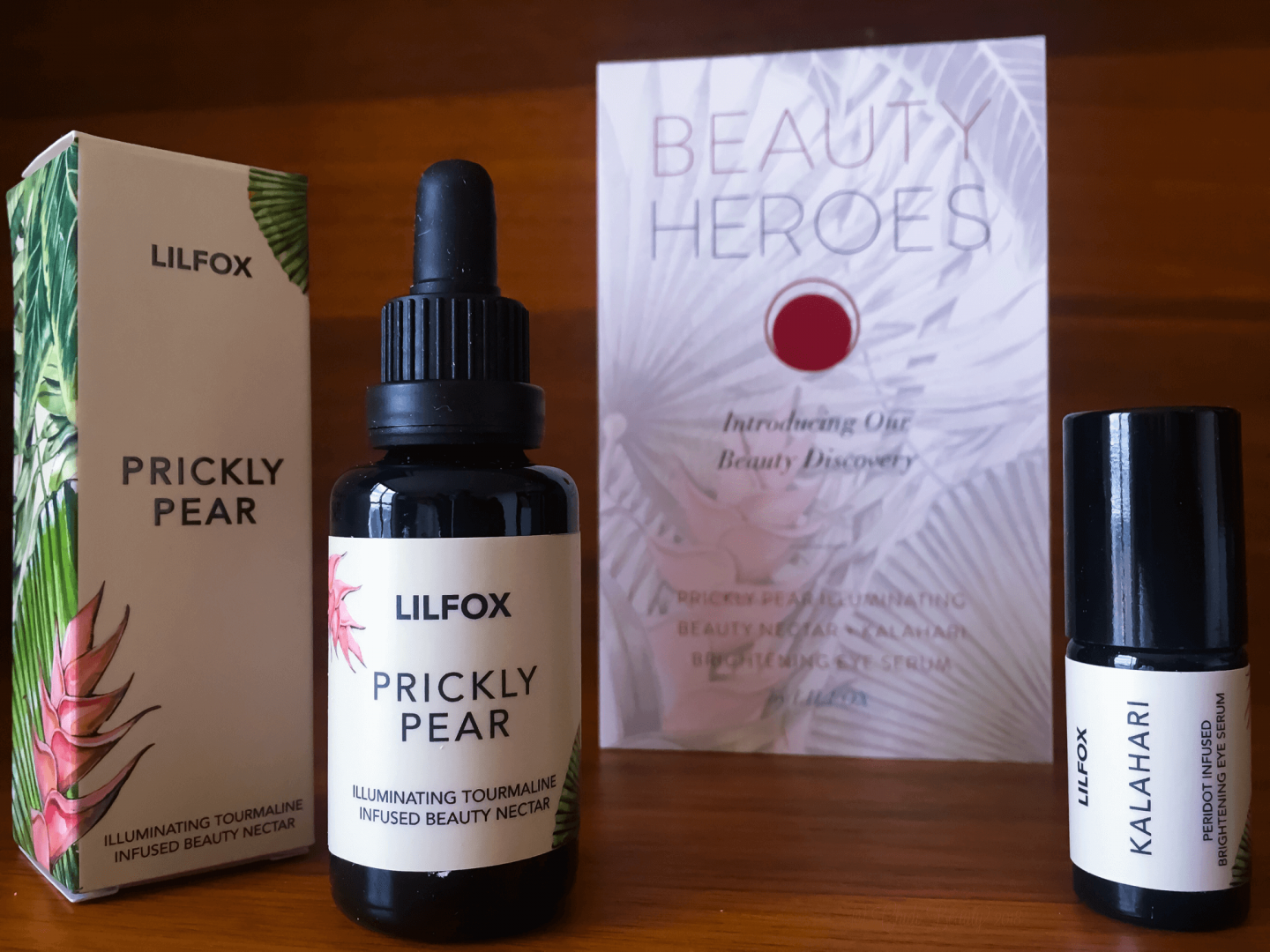 LILFOX Beauty Nectar and Eye Serum • chidibeauty.com