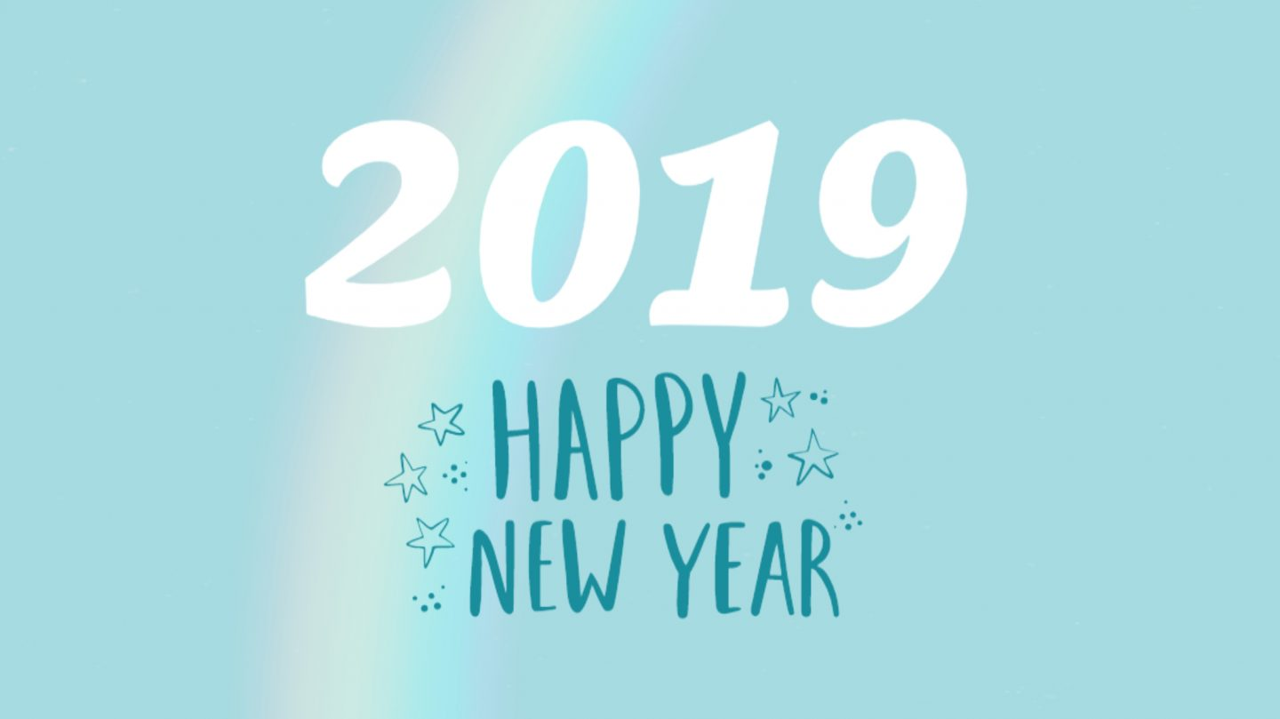 Welcome, 2019