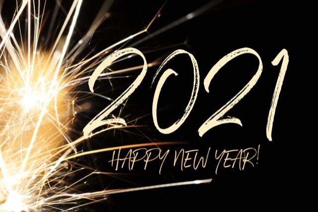 Happy New Year 2021! • chidibeauty.com
